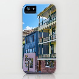 Streets of Jerome iPhone Case