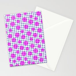 BASKETWEAVE PATTERN 5 Stationery Cards