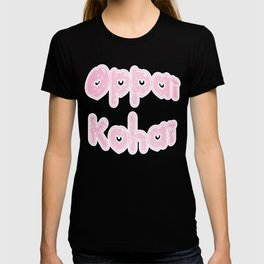 Oppai Kohai in Bubblegum T-shirt