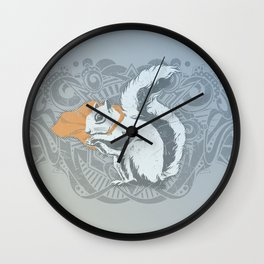 Fearless Creature: Chippy Wall Clock