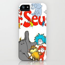 DrSeuss - Read Across America iPhone Case