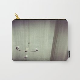 Roof white Carry-All Pouch