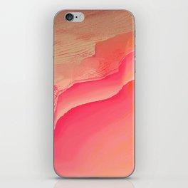 Pink Navel iPhone Skin
