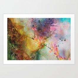 Delicate Day Art Print