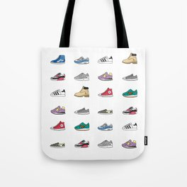 Kicks Tote Bag