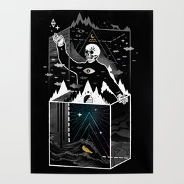 Existential Isolation Poster