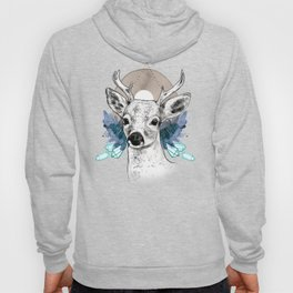 The Deer (Spirit Animal) Hoody