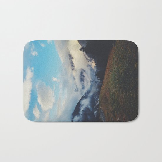 Valley in the spring Bath Mat