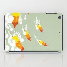 Flight of the rockets iPad Case