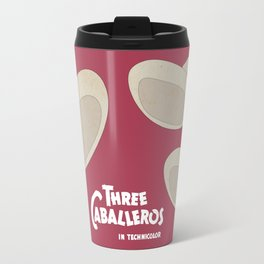 The Three Caballeros - Alternative Poster Travel Mug