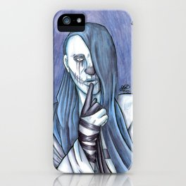 Ghoul Kyo iPhone Case