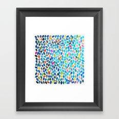 rain 16 Framed Art Print