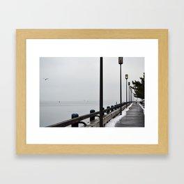 newburyport Framed Art Print