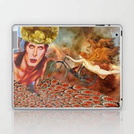 Searching for Bowie Laptop & iPad Skin