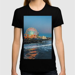 Wheel of Fortune - Santa Monica, California T-shirt