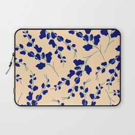 Blue Buds Laptop Sleeve