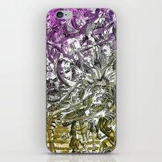 Pit iPhone & iPod Skin