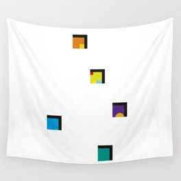 windows-0009 Wall Tapestry