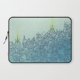 A Quiet Raft Laptop Sleeve