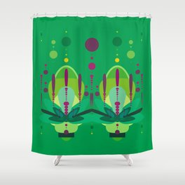 Floreal Shower Curtain