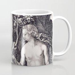 Adam and Eve by Albrecht Dürer Coffee Mug