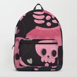 Love Potion Skeleton Dance Backpack