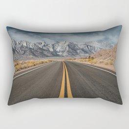 Mount Whitney 2 Rectangular Pillow