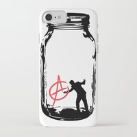 anarchy iPhone & iPod Cases featuring Anarchy  by jamieskinner