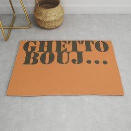 Counter Counter - Ghetto Bouj Rug