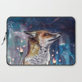 There is a Light Laptop Sleeve