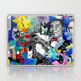 The Sound of New Orleans Laptop & iPad Skin