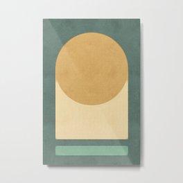 Sunlight to the Moon Metal Print