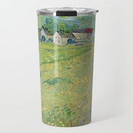 Vincent Van Gogh - Les Vessenots in Auvers Travel Mug