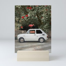 This must be the place. Mini Art Print