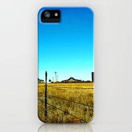 El Paso County, Colorado iPhone Case