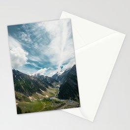 Mighty Himalayas Stationery Cards