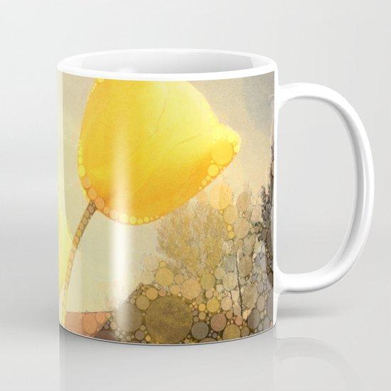 Yellow Tulips Mug