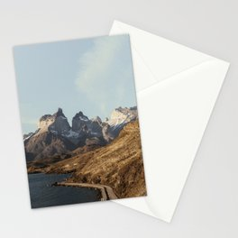 Patagonia Sunset Stationery Cards