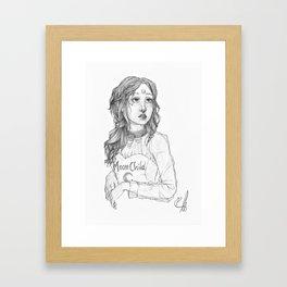 Celestia Blair Framed Art Print