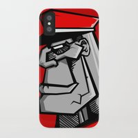 russia iPhone & iPod Cases featuring For Russia by Dangerous Monkey