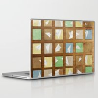 plane Laptop & iPad Skins featuring Hidden Plane by mewdew