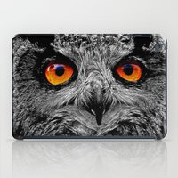 anaconda iPad Cases featuring YOU'RE THE ORANGE OF MY EYES by Catspaws