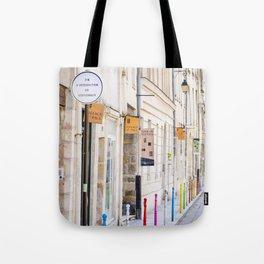 Paris Street Style No. 3 Tote Bag