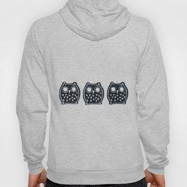 3 Owls Hoody