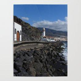 Candelaria Tenerife Poster