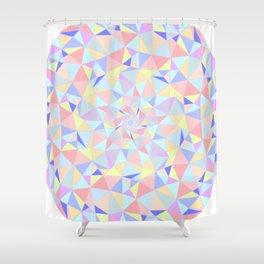 Kaleidoscope - LBC Shower Curtain