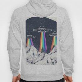UFO RAINBOW Hoody