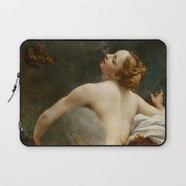 """Antonio Allegri da Correggio """"Jupiter and Io"""" Laptop Sleeve"""
