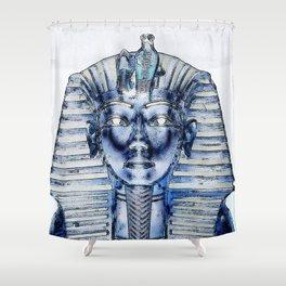 KingTut20150903 Shower Curtain