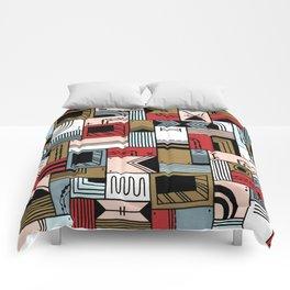 I Heard It's May Comforters